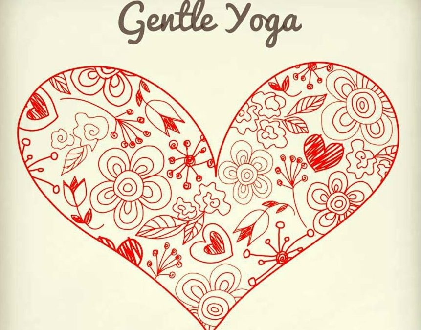 Ease Into Practice with Gentle Yoga