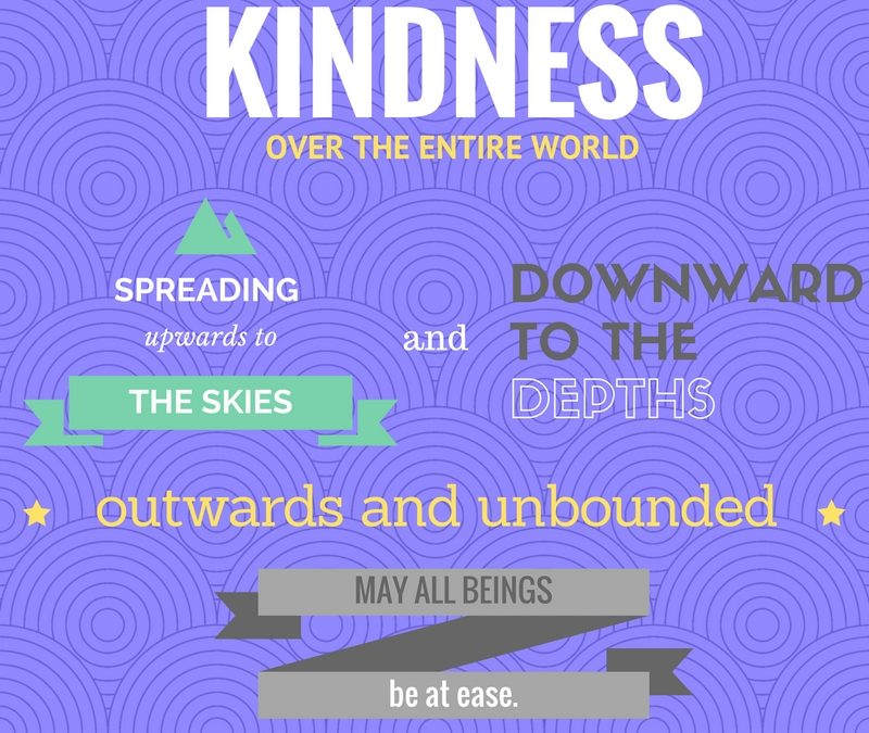 Radiating Kindness
